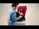 Maxi-Cosi Tobi How to put the cover on
