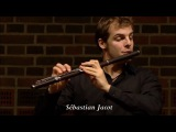 W. A. Mozart  Rondo in D Major K.184   Flute  Sebastian Jacot