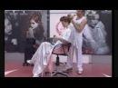 Новый урок от Руслана Татьянина! Как собрать волосы в высокий тугой и чистый хвост? (урок