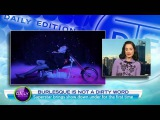 Dita Von Teese opens up about why she started burlesque