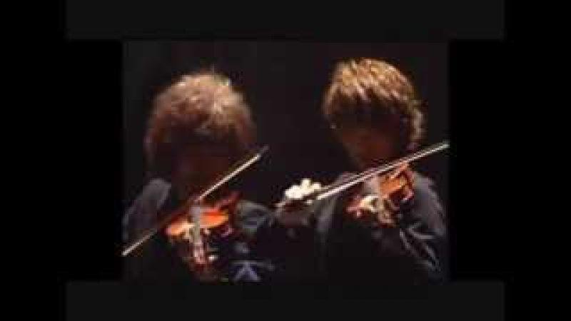 Kurenai OtoyaWataru's Violin Duet