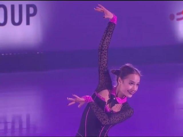 Алина Загитова, 2016 JGPF, EX Pink Panther