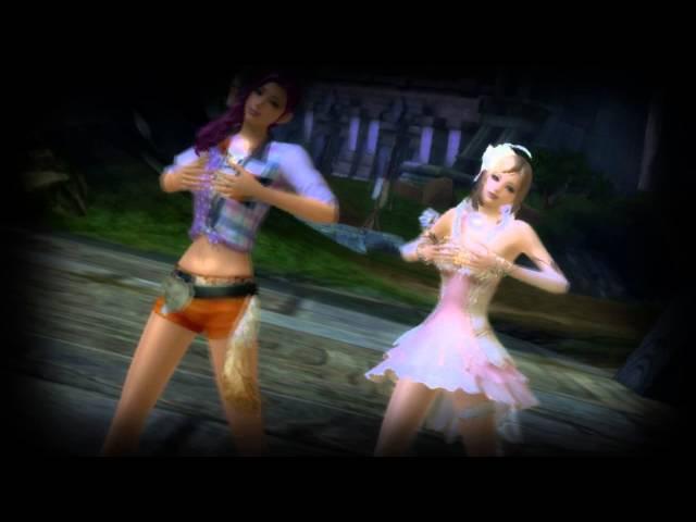Aion dance video Hypnotic