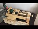 Homemade Drill Press - Lathe - Disc sander, 3 in 1 - El yapımı torna, Zımpara Makinesi, Matkap Pres