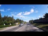ДТП возле Клондайка Утро 6 августа 2016 Снежинск