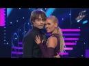 Alexander Rybak och Malin Johansson - tango - Let's Dance (TV4)