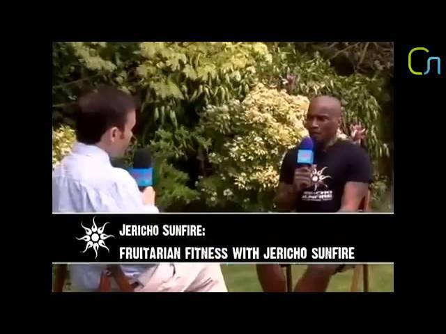 Правильные переводы Фитнес на фрукторианской диете с Джерико Санфайером