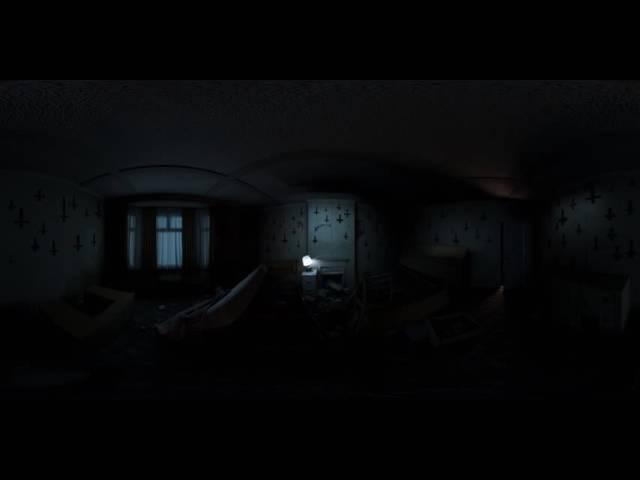 Энфилдский полтергейст в доме Ходжсонов. VR 360