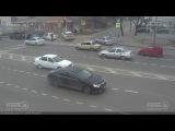 Краснодар ДТП на ул. Северная и ул. Ломоносова 06.01.17
