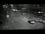 Краснодар ДТП на ул.Красная и ул.Одесская 05.01.17