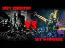 Joey Jordison vs Jay Weinberg Disasterpiece 1