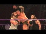 Randy Orton trolls with an attempt to RKO Luke Harper