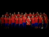 La Roja Baila (Гимн Сборной Испании на ЕВро2016) (Videoclip Oficial)