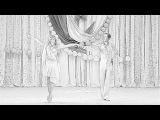 Кинематографическая анимация танца Румба.