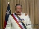 Augusto Pinochet Ultimo Mensaje Presidencial 10 marzo 1990 ¡VIVA CHILE