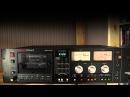 Tascam 122 MkII pro cassette recorder demo