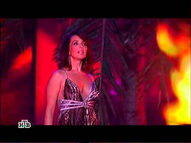 Жанна Фриске танцует,как амазонка-Я была
