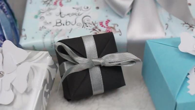 DIY noel faire des paquets cadeaux смотреть онлайн без регистрации