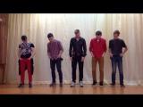 Как танцуют парни ч.2 (добавляйся в друзья: добавлю всех!)