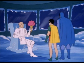 Новые приключения Бэтмена (10 серия) - Морозильная камера (The Deep Freeze)
