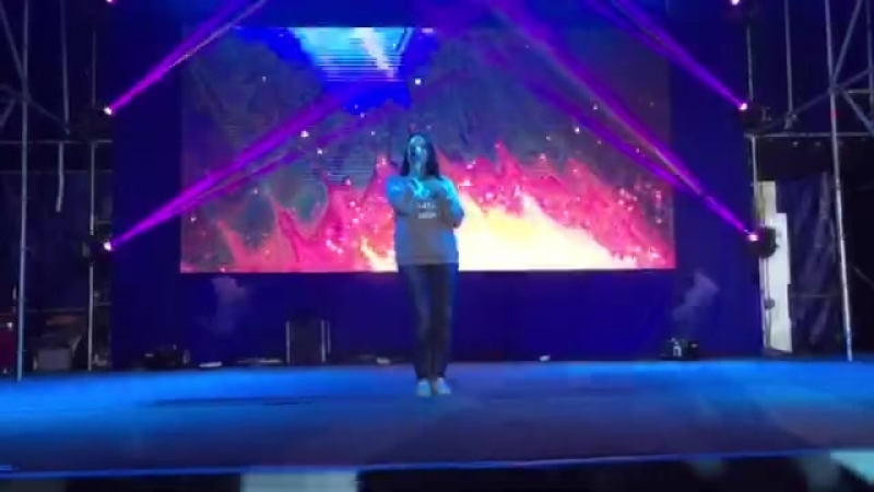 форум Амур....выступление на концерте Алло, мы ищем таланты ...представляла Амурскую область