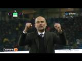 Манчестер Сити - Тоттенхэм 1:0. Лерой Сане