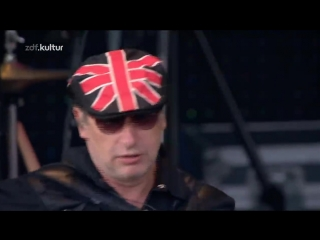 Gogol Bordello - Companjera - Last One Goes The Hope (Live at Hurricane 2011 Festival HD)
