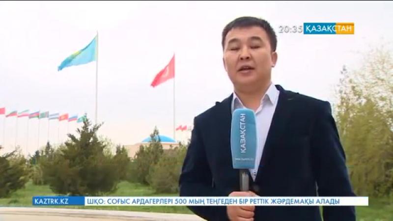 Нұрсұлтан Назарбаев пен Реджеп Тайып Ердоған Түркістандағы мешіттің ашылу салтанатына қатысты