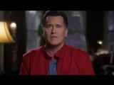 Ash vs Evil Dead Season 2 promo (Bruce Cambell for Super Channel)