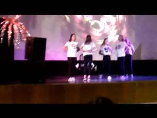 Танцы без границ. 23 школа