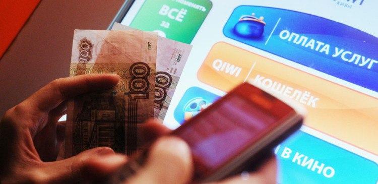 «МегаФон» вывел в интернет платежные терминалы QIWI