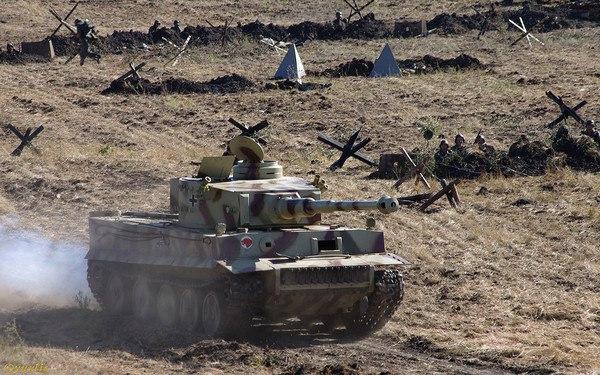 Недалеко от Таганрога состоится масштабная реконструкция боев за Миус-фронт