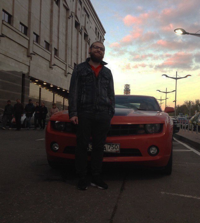 Илья Сенчихин - фото №8