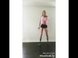 Kristen Hancher | musical.ly