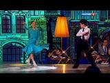 Синяя птица. Акаутдинов Марат и Цымбалюк Елизавета. Бальные танцы