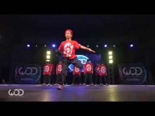 Подростки из Японии взорвали World of Dance Классная командная работа!