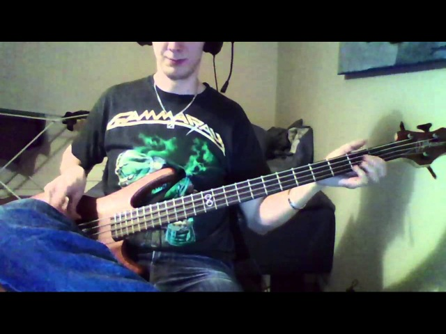 Metallica - All Nightmare Long (Bass Cover)
