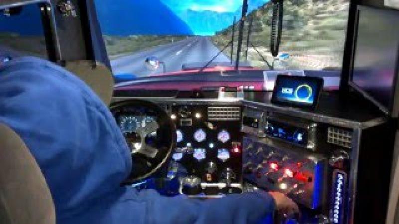 Otro viaje en el kenworth t800 euro truck simulator 2 mapa colombia
