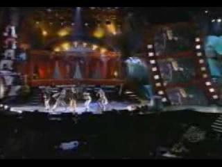 Nsync It's Gonna Be Me Live MTV Awards 2000