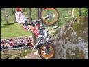Toni Bou motorcycle trials skills
