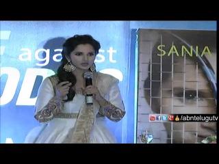 Shah Rukh Khan Speech At Sania Mirza Book Launch | Part 2 | SRK Launches Sania Autobiography