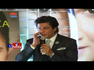Bollywood Hero Shahrukh Khan Unveils Sania Mirza Autobiography   Ace Against Odds   HMTV