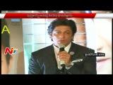 Shahrukh Khan Speech || Sania Mirza Autobiography Book Launch || NTV