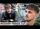 Fringe Cut Hairstyle - Men's hair trends 2017 - New Hair Fashion