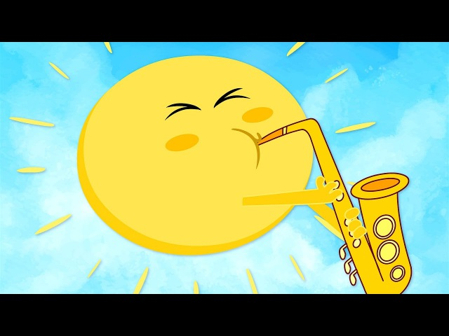 Mr. Sun, Sun, Mr. Golden Sun | Kids Songs | Super Simple Songs