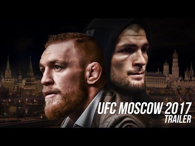 UFC Moscow | Conor McGregor vs. Khabib Nurmagomedov