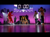 Beast Coast Vs Gravity Benders 1st Round McDonald's B-Boy Royale 3 #bboyroyale3 BNC
