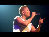 Chrisette Michele - All I Ever Think About LIVE 1/12/13