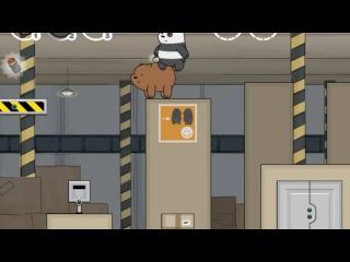 Мы обычные медведи. Побег из коробки We Bare Bears: Out of the Box