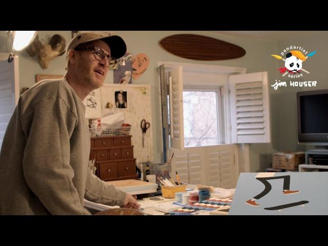 ENJOI - pandartist series episode 1026 - Jim Houser